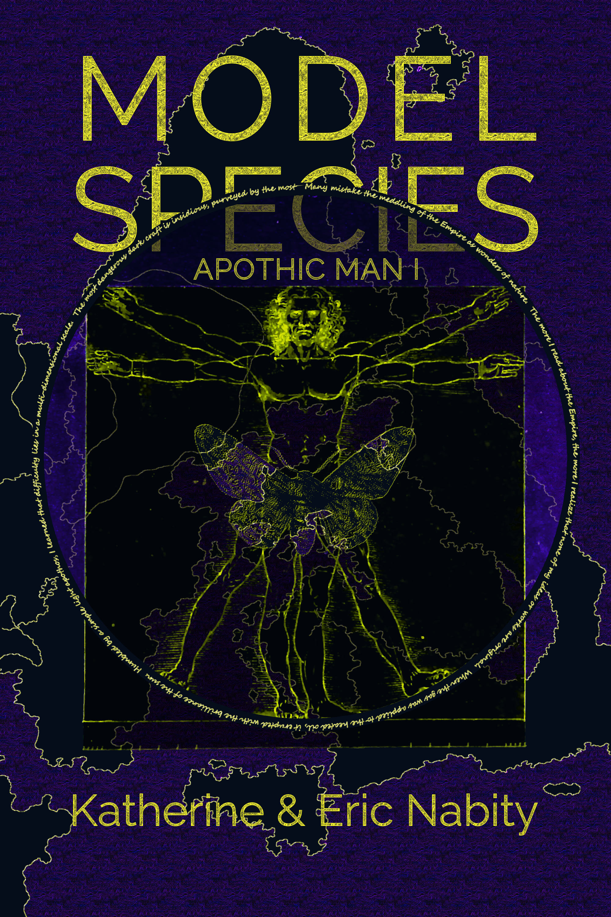 Model Species: The Apothic Edition Cover